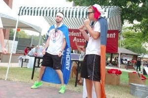Jake and Jared at NSI Fair