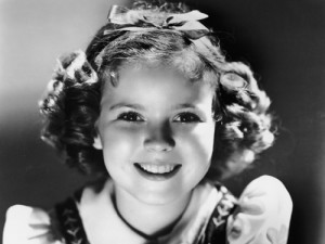 Shirley Temple, the template of child stardom Photo used under Creative Commons license