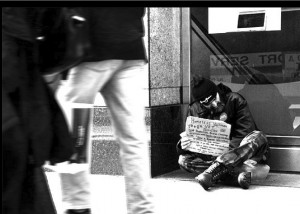 How can we love homeless people best? Photo by Stephan McDonald