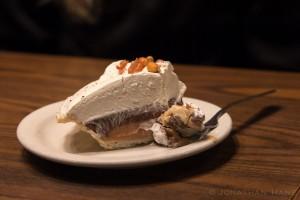 Peanut Butter Chocolate Pie Photo by Jonathan Hane