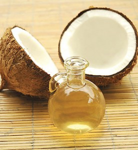 Coconut oil Photo used under Creative Commons