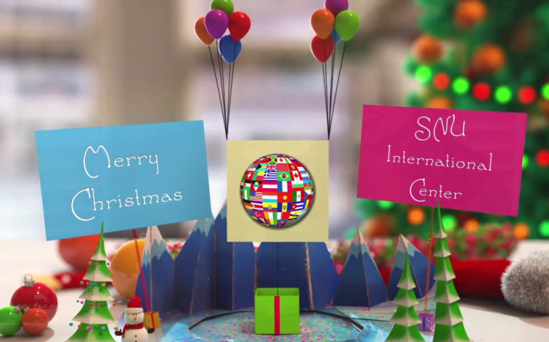 International students share Christmas traditions
