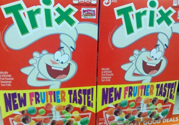 Is Trix just for Kids?