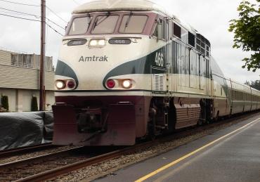SNU Helps Give Council Grove a Train Trip