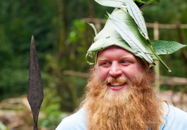 A Voice for the Pygmy Tribe: Justin Wren