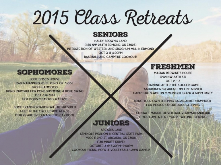 Class Competitions and Retreats