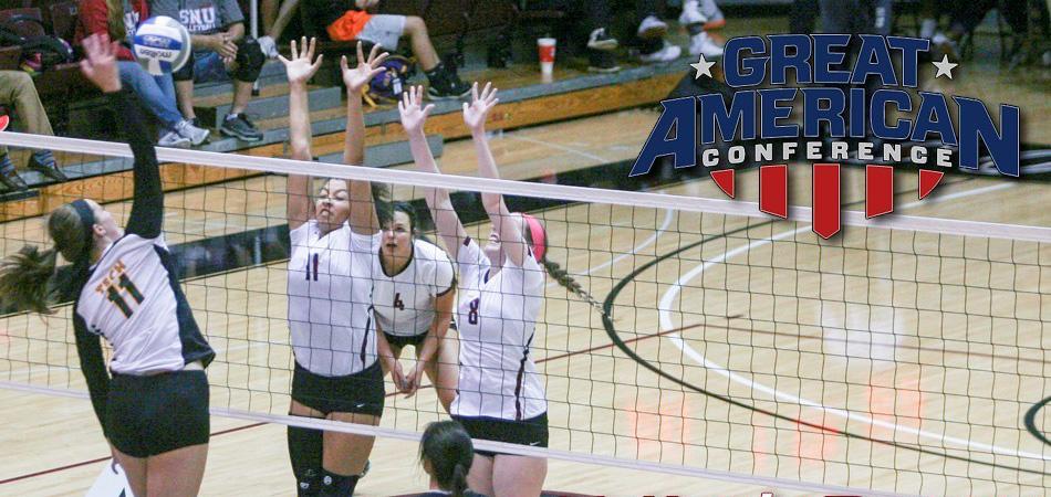 Volleyball Team Heads to GAC Tournament