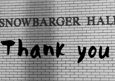 A Break Up Letter to Snowbarger Hall