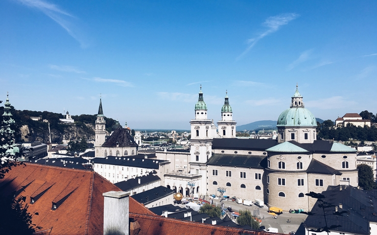 When In Austria: Caleb Siems Shares His International Experience