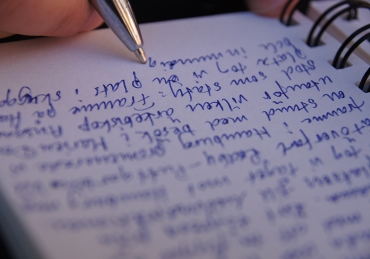Feeling Stressed? Jot Down Your Thoughts!
