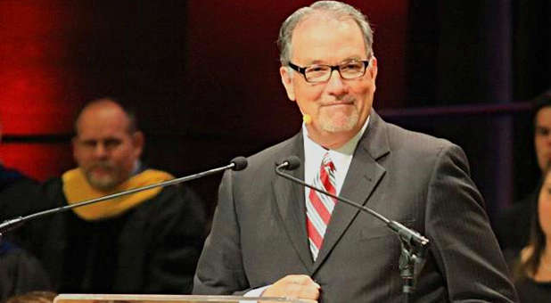 Dr. J. Keith Newman named new SNU President
