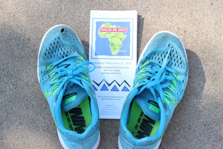 Get UP for a Good Cause: Swazi 5K