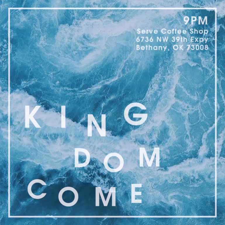 Kingdom Comes to Serve