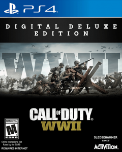 Call of Duty WW2 cover