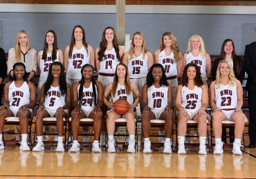 Meet the SNU Women's Basketball Team