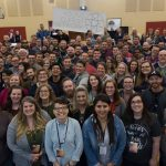 Group Photo from Young Clergy Con last year