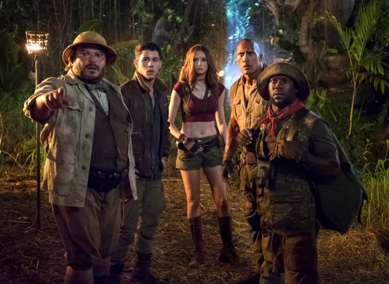 Welcome to the Jungle…Again? Jumanji: A Review
