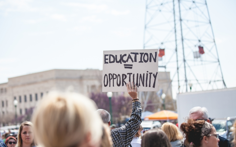 Oklahoma Teacher Walkout
