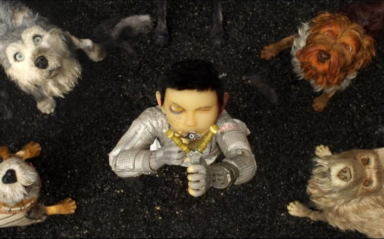 Wes Anderson's Isle of Dogs: Review