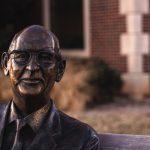 Fred Floyd Statue