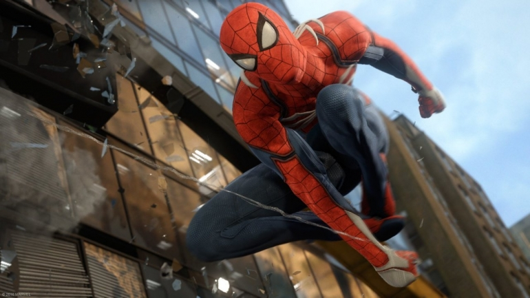Spider-Man PS4: A Review
