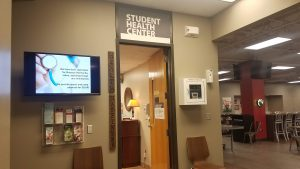 Student Health Center at SNU