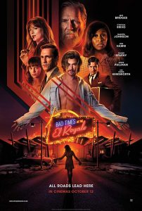"""Official Poster for """"Bad Times at the El Royale"""""""