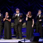 SNU's choir performing