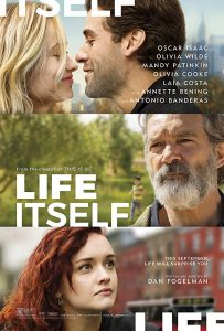 The movie poster for Life Itself