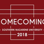The Homecoming logo for 2018