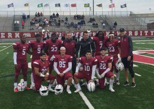 SNU Football senior boys