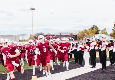 A Farewell to SNU Football Seniors