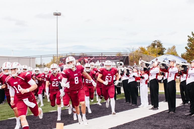 A Farewell to SNU Football Seniors