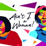 """The poster for """"Ain't I a Woman"""""""
