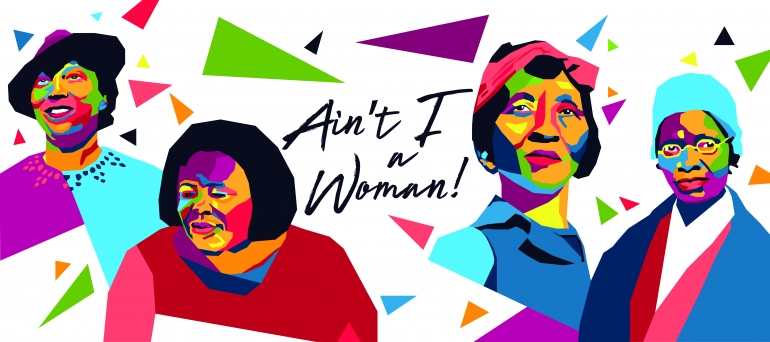 """Ain't I a Woman"" at SNU"
