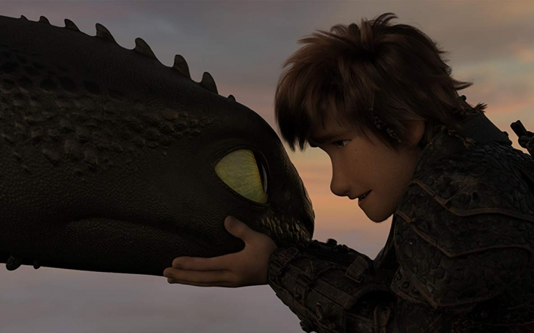 The Dragons Take Flight