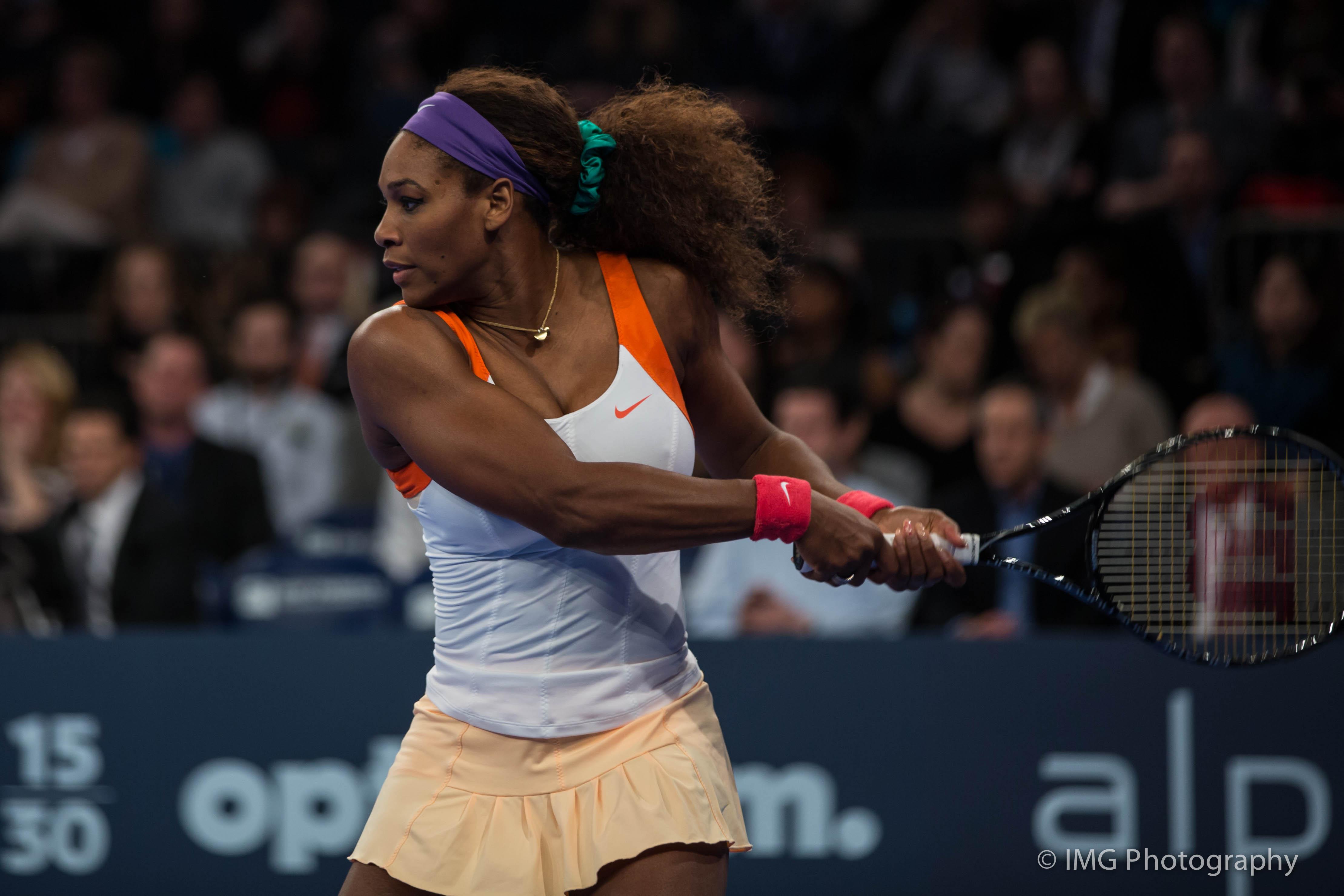 Serena Williams Dream Crazier Nike Ad The Echo