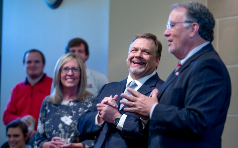 Dr. Tim Eades Named New SNU Provost