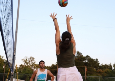 SNU Intramurals: 2019 Sand Volleyball