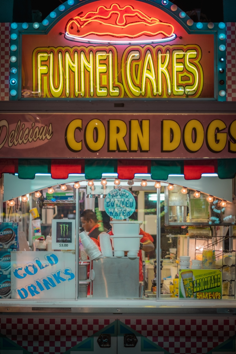Oklahoma State Fair from the Eyes of Foodies