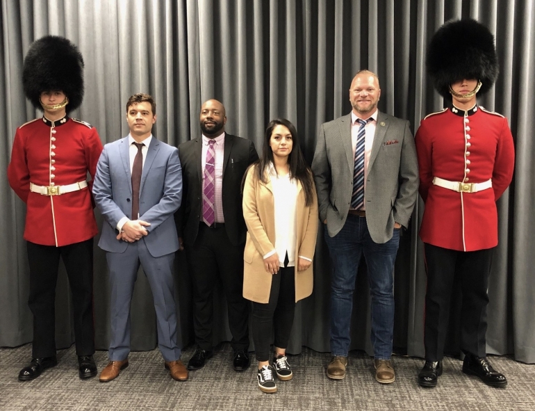 The Queen's Guard Comes to SNU