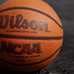 Picture of a Wilson basketball
