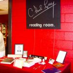 Paul Gray reading room