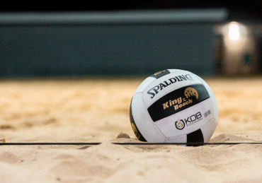 Intramural Volleyball begins with Changes due to COVID-19