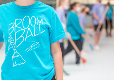 Broomball 2020 Recap