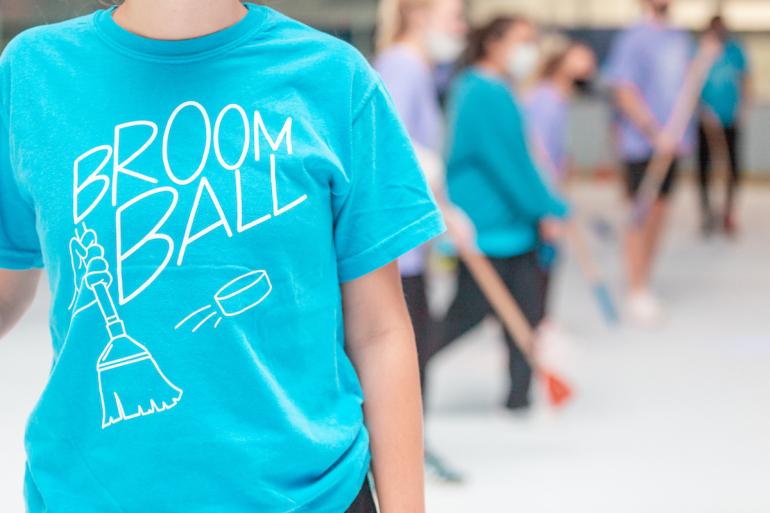 Broomball 2020 Recap