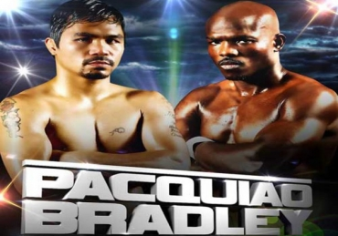 Pac-Man Packs Bradley (Manny Pacquiao vs. Tim Bradley)