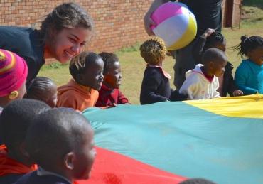 SIMS 2014: Alina Scott in Swaziland