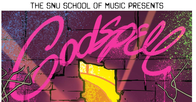 SNU Music Presents Godspell This Week