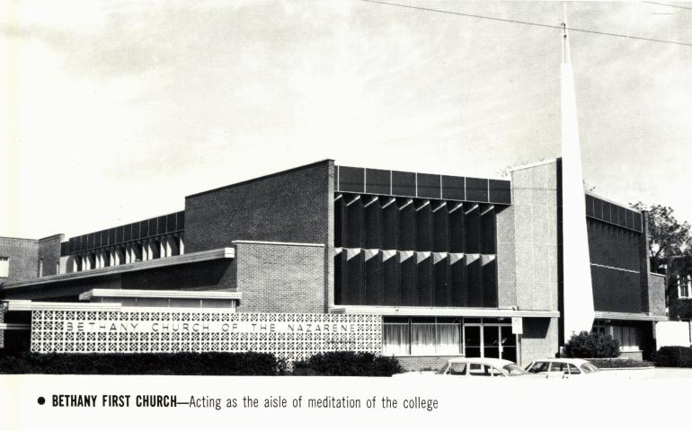 History of Herrick Auditorium